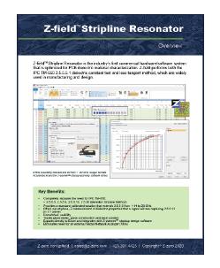 Z-field Datasheet Tile