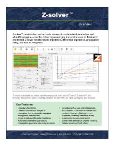 Z-solver-Datasheet-Tile